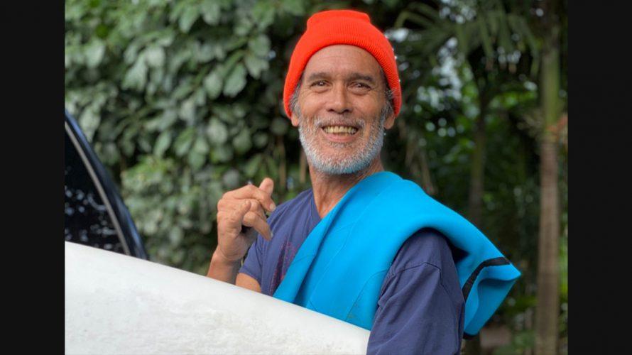 【お知らせ】ハワイの伝説サーファー。偉大なるデレクさん…